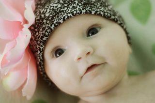 Flower hat 2