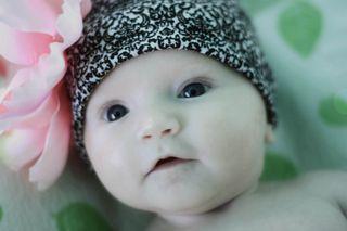 Flower hat 3